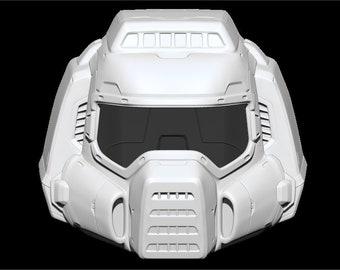 Doom Helmet Etsy