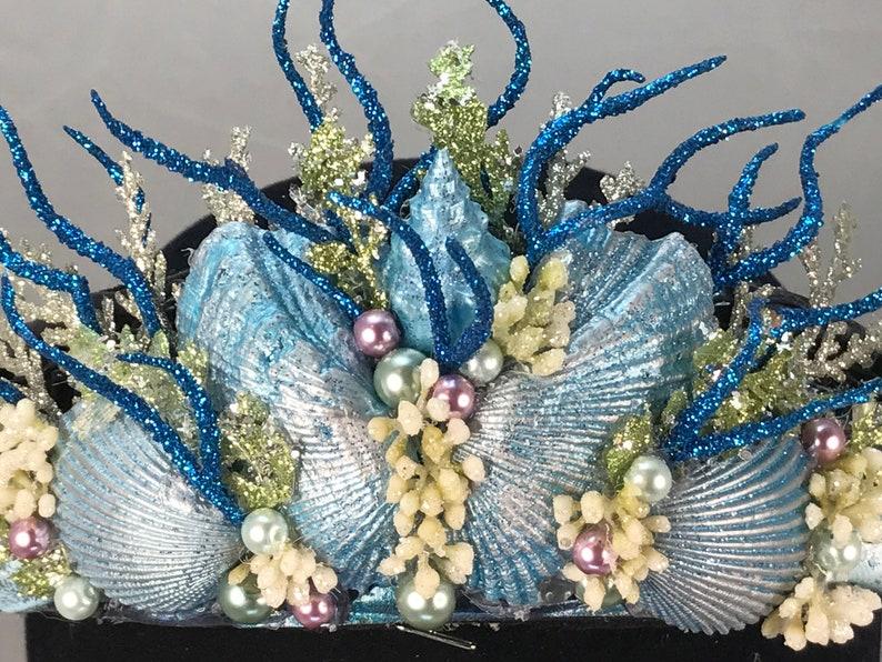 Seashell Crown  Tiara Lagoon