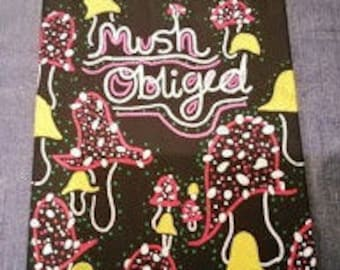 Mush Obliged Painting