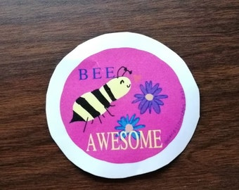 Bee Awesome! Sticker