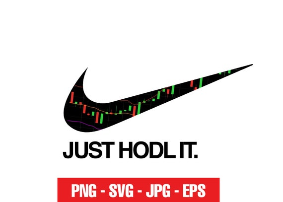 bitcoin svg NIKE, bitcoin dxf, crypto svg, jpg, png, ai cutting files, clip art, HODL, Silhouette Cameo