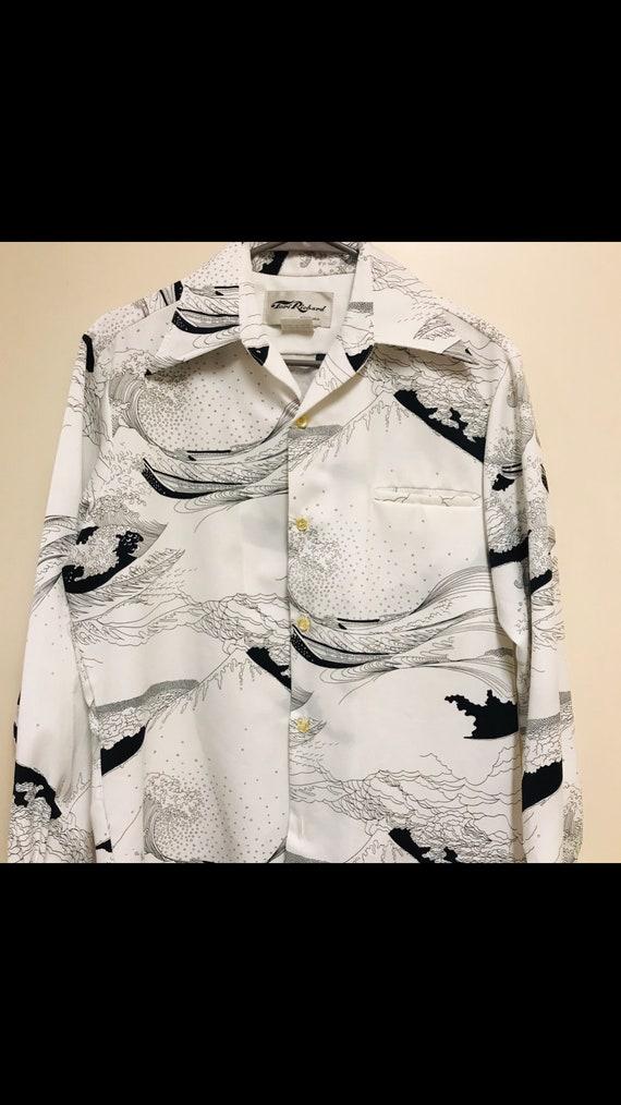 Tori Richard Long Sleeve Aloha Shirt