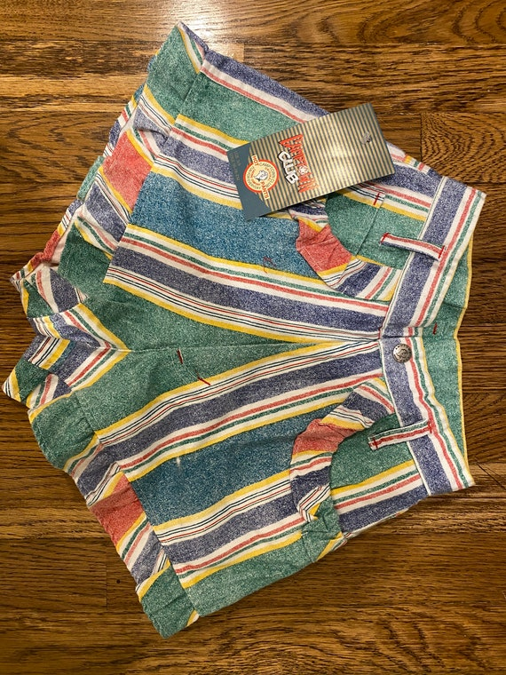 Rare Vintage CampTown Club hot pants (shorts)