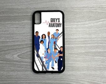 Greys anatomy phone case   Etsy