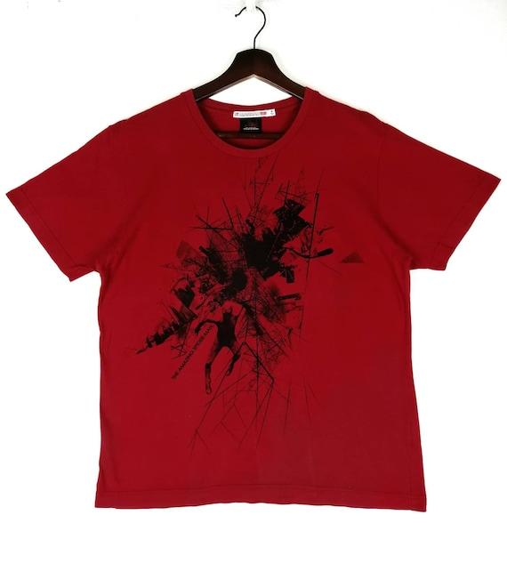 The Amazing Spiderman Big Logo Shirt