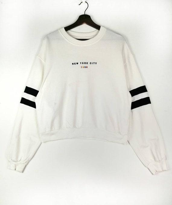 Bershka New York City 1994 Big Logo Sweatshirt