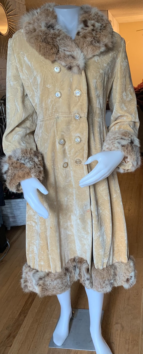 I. Magnin eco. Vintage Coat