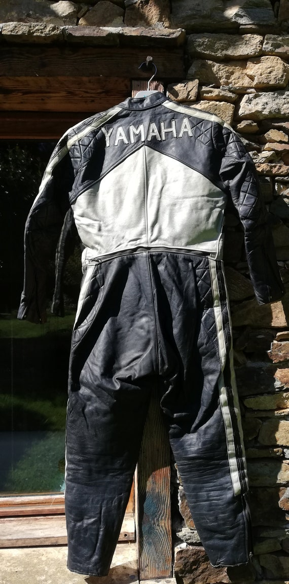 leather motorcycle suit - image 2