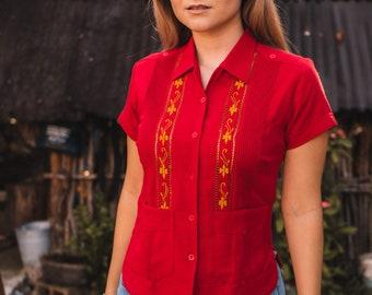 Guayabera Mujer