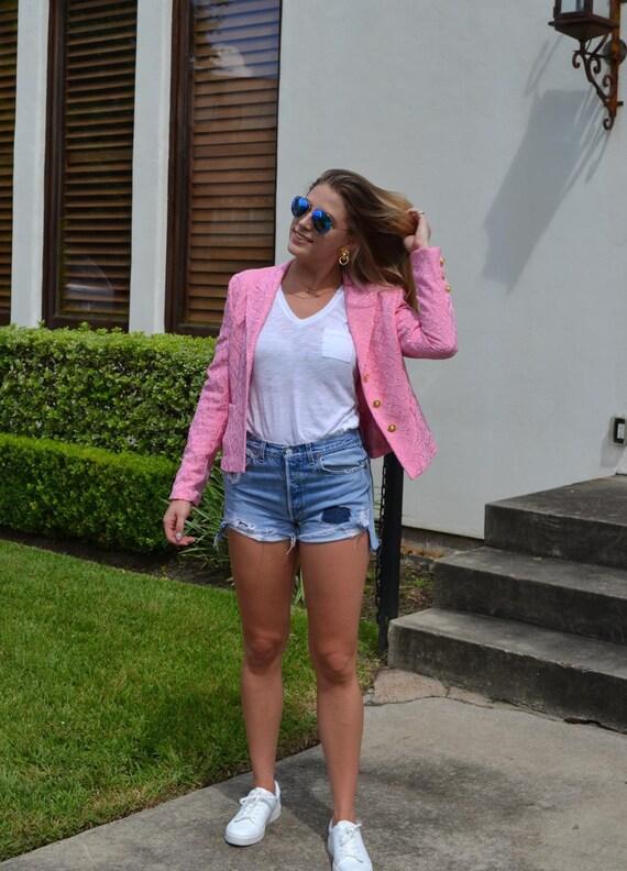 Escada  Couture Blazer