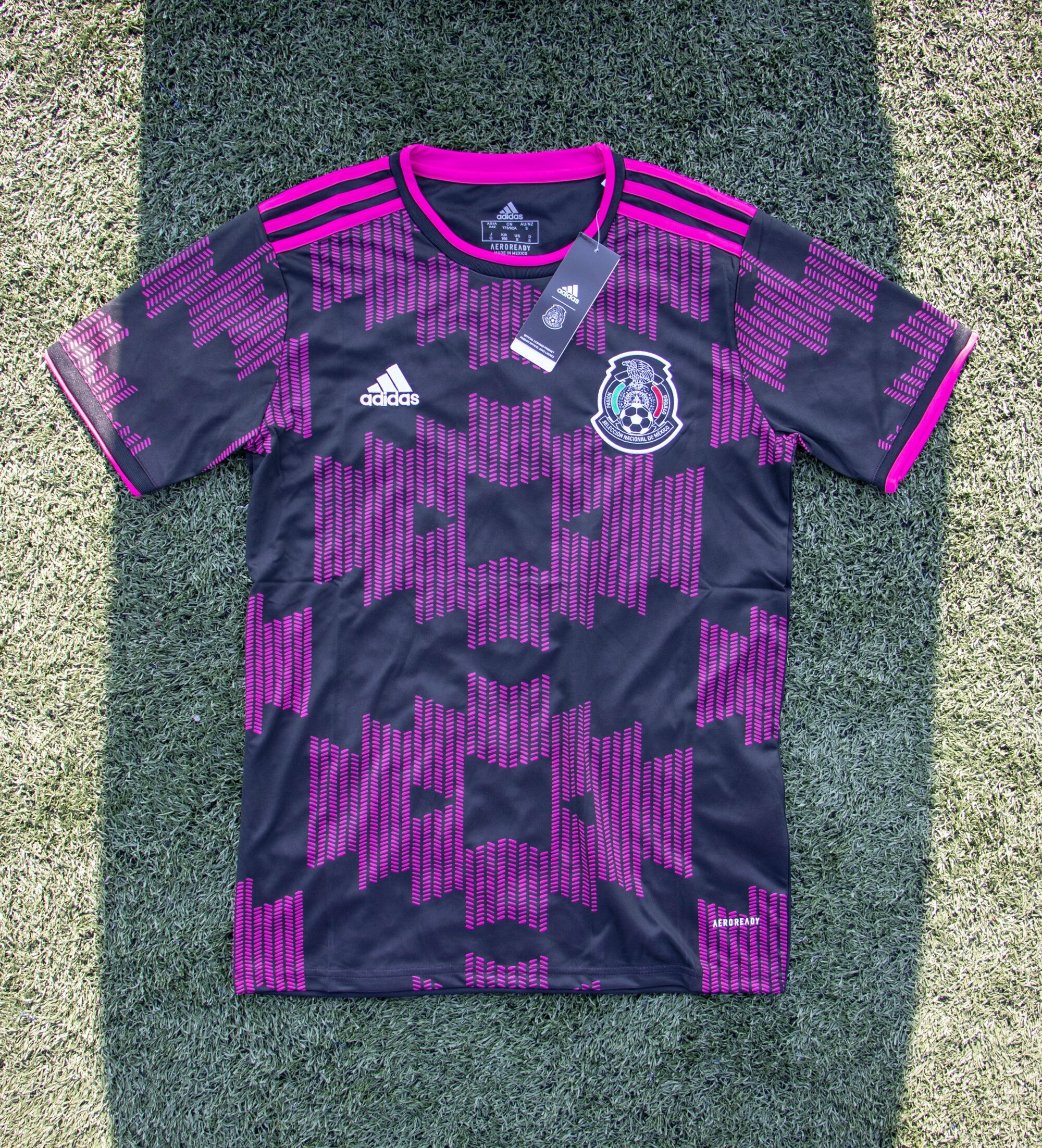 2021/2022 Mexico Home Soccer Jersey   Brand New   Free customization!
