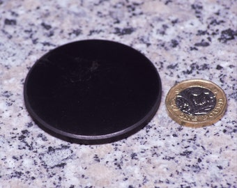 Shungite sticker for mobile phone, tablet or laptop, natural protection, genuine shungite from Karelia.