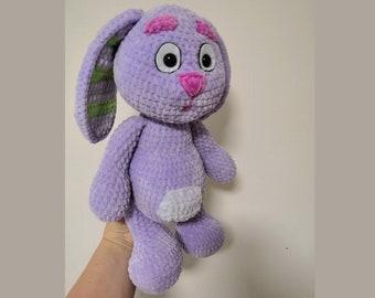 Stuffed Animal Floppy, plushie bunny bluey Bingo