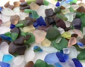 Small Sea Glass Authentic from Florida Beaches Real Ocean Tumbled Beach Glass Bulk 20-100 Pieces Tiny Seaglass FREE SHIPPING