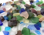 Small Sea Glass Authentic from Florida Beaches Real Ocean Tumbled Beach Glass Bulk 10-200 Pieces Tiny Seaglass FREE SHIPPING