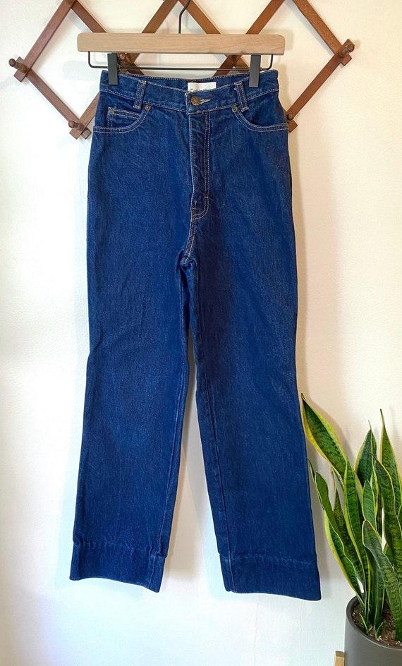 vintage 80s Calvin Klein mom jeans