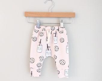 Harem Teton Bear Pants Baby Boy Mountain Baby Shower Toddler Woodland Jogger