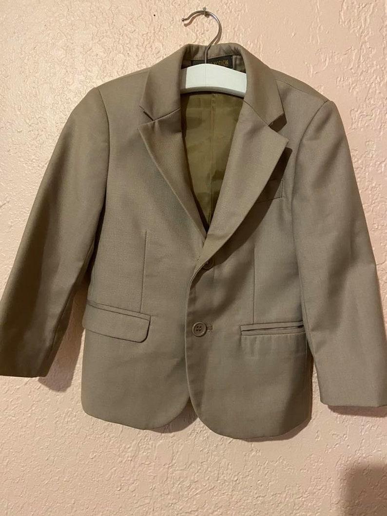 Toddler Boys Suit Jacket 2T