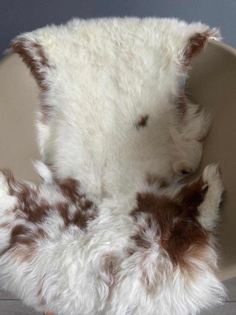 Home Decor 80x50 cm Sheepskin,Genuine Sheepskin,fur floor rug,Natural sheepskin,Sheepskin Rug
