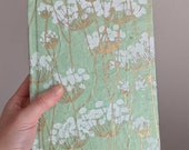 Handmade Fabriano Artistico Watercolor Sketchbook 100 Cotton Paper Cold Pressed 140 lbs