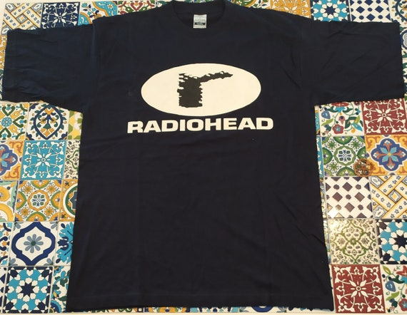Radiohead Rare Vintage T-Shirt 1995