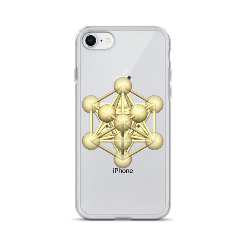 iPhone Case Metatrons Cube