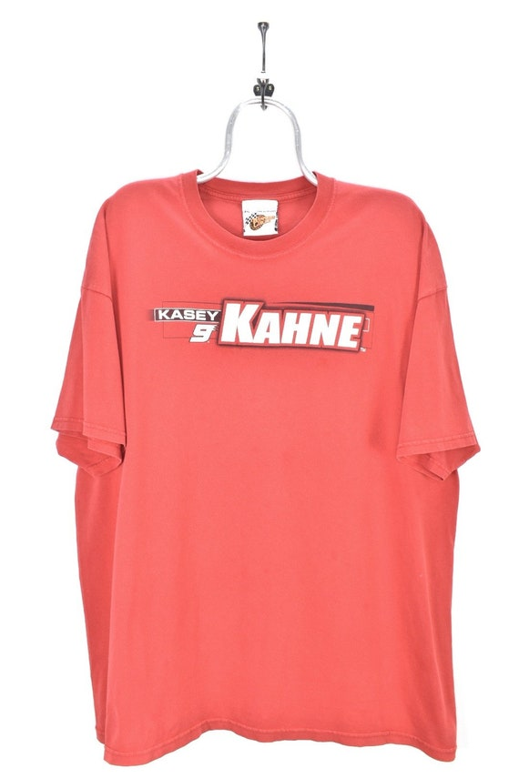 VINTAGE NASCAR RED t-shirt | xxl