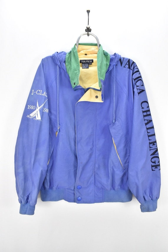 VINTAGE NAUTICA SAILING jacket | xl