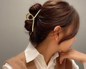 Hair clips, Hair clips uk, hair claw, butterfly clip, wedding gift UK, hair claw clip, hair accessories, thick hair clip, gold hair clip