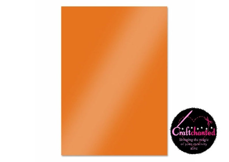 Copper Blaze Hunkydory Mirri Card Essentials A4-20 Sheets