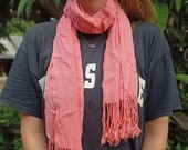 Hand Woven Karen Style Scarf