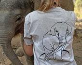 Poo Poo Elephant Shirt