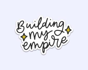 egységes taken building my empire bögre