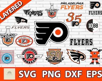 Philadelphia Flyers,Philadelphia Flyers svg,Philadelphia Flyers logo,Philadelphia Flyers shirt,Flyers cut file,Hockey team,NHL svg