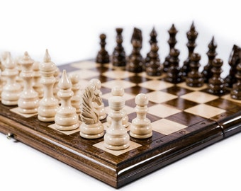 CHESS 3 in 1 CLASSIC