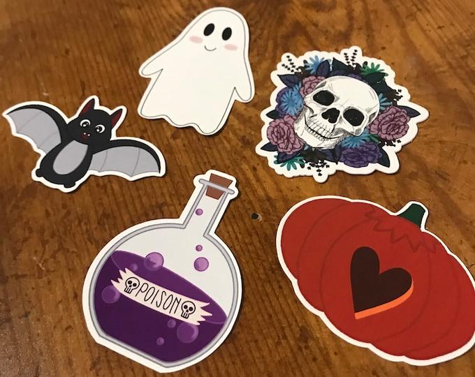 Boo/Eek Sticker Bundle