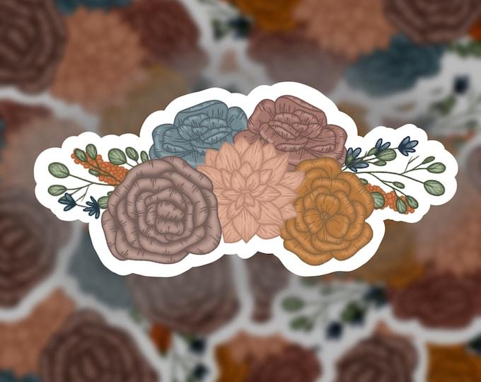 Autumn Bouquet Sticker