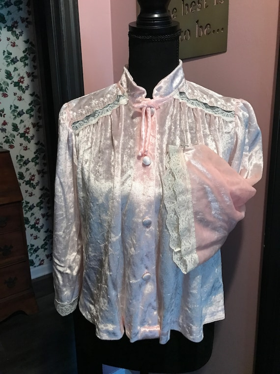 Miss Elaine Vintage Bed Jacket