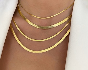 Snake style Birthday gift Snake Model Silver Necklace Women/'s gift Women/'s Snake Necklace