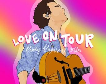 DC NIGHT 7 HSLOT | Harry Styles Love On Tour