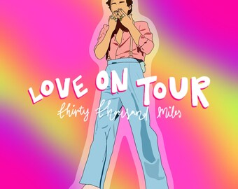 PHILLY NIGHT 6 HSLOT | Harry Styles Love On Tour