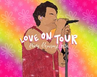 Vegas Night 1 HSLOT | Harry Styles Love On Tour