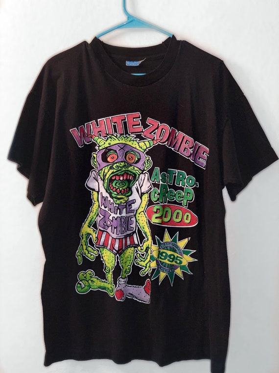 Astro Creep 2000 - White Zombie Tour Vintage Shirt