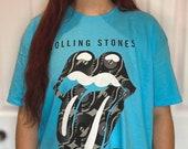 Rolling Stones Steel Wheels Vintage Tee