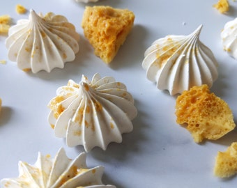 Honey Toffee Meringue Cookies - one dozen (12) Gluten Free