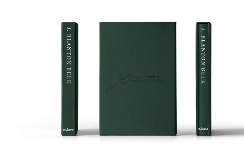 Limited Edition Hardcover Book J. Blanton Belk: It's an image 0