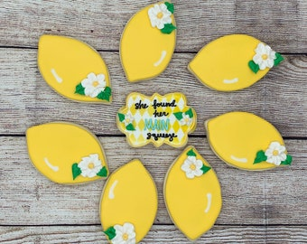 Main squeeze/ Lemon sugar cookies