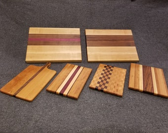 Personalized Cutting Boards, Serving Boards, Charcuterie Boards
