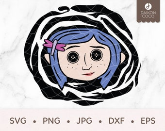 Coraline Button Eyes Coraline Cosplay Other Mother Other Etsy