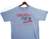 Vintage Coyote Ugly Movie Tee,Size L,Gray Colour,Anvil Tag,Box Office Movie 00s,Very Good Condition.